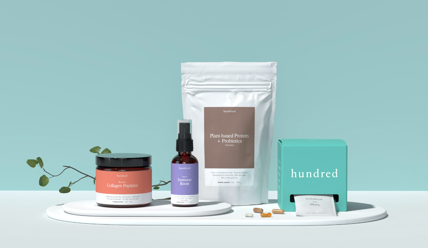 Hundred supplements photo