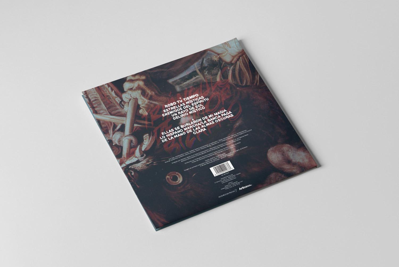 Triangulo de Amor Bizarro cover design by Diego Delgado