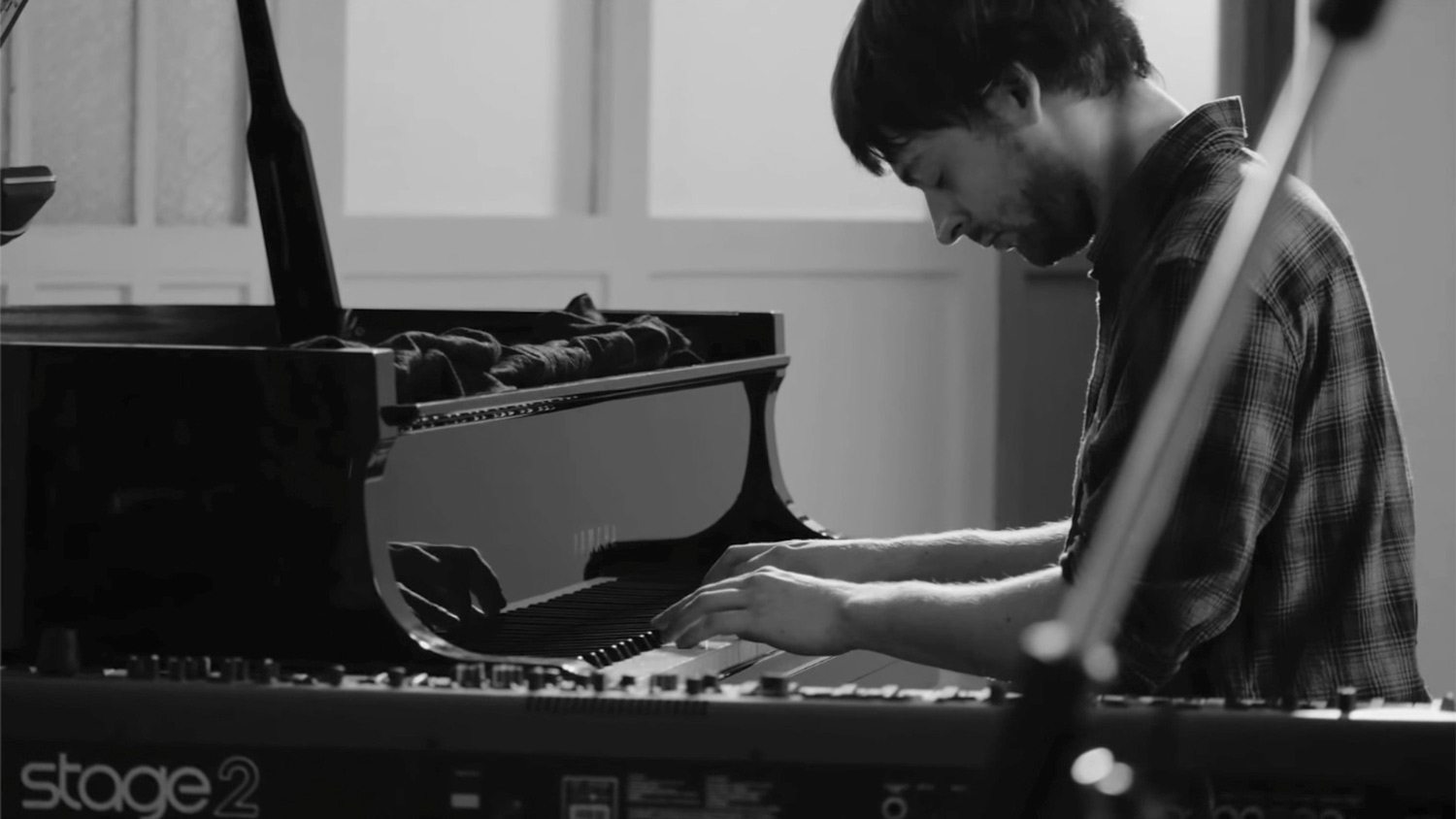 Mammal Hands live session
