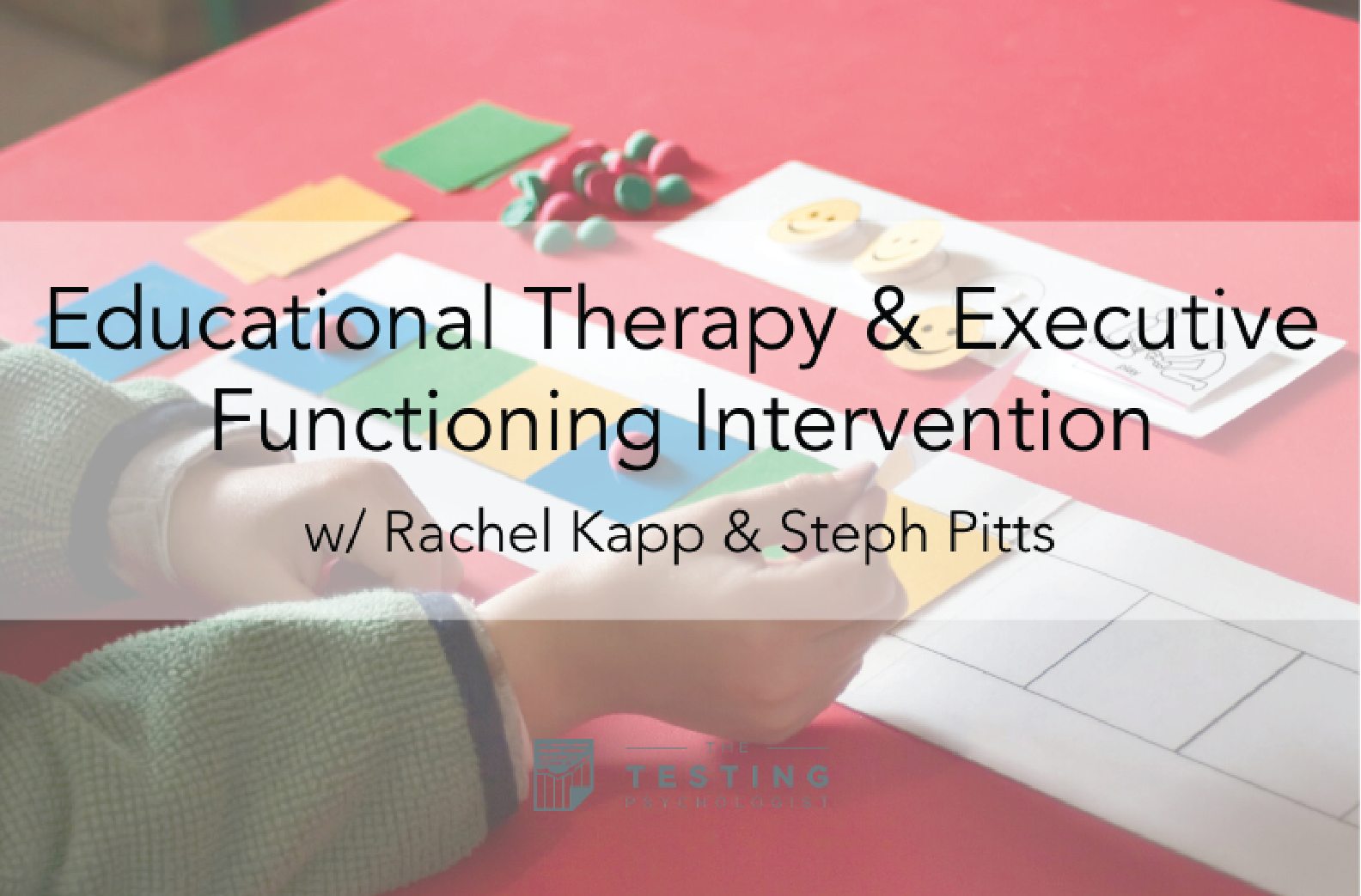 Educational Therapy & Executive Functioning Intervention