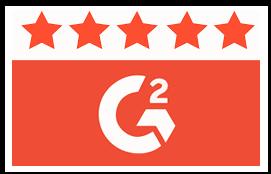 G2 Reviews 5 star