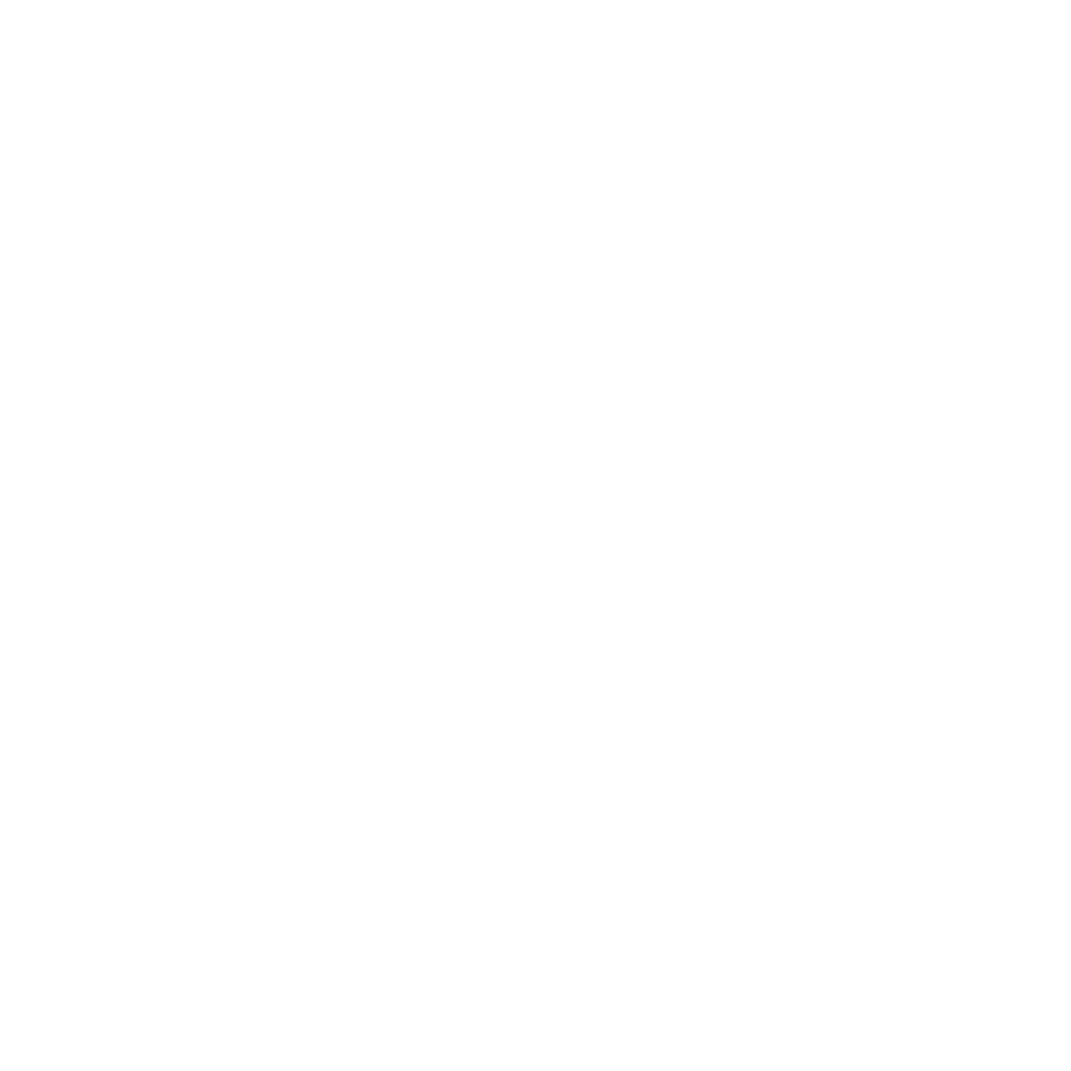 A white arrow pointing backwards