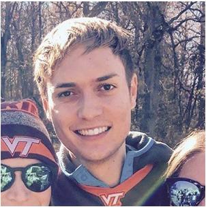 A smiling photo of Matt B