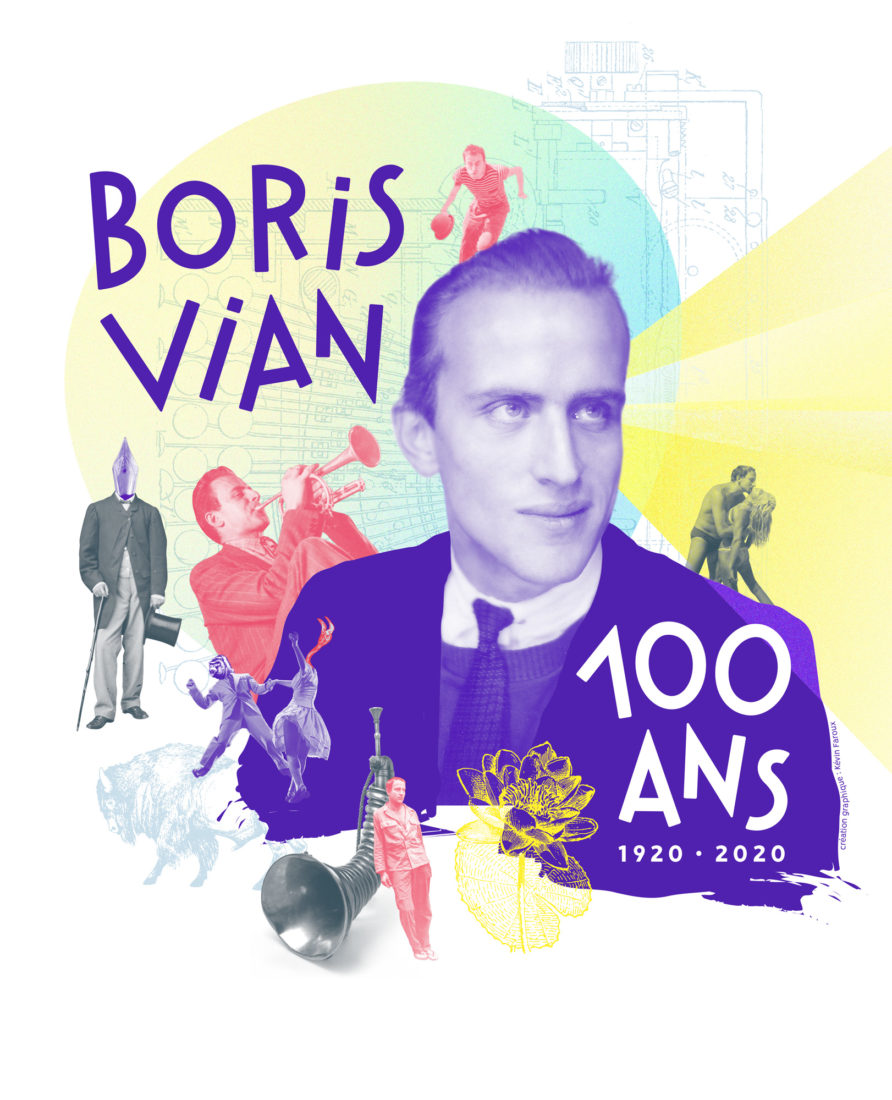 Boris Vian Centenaire