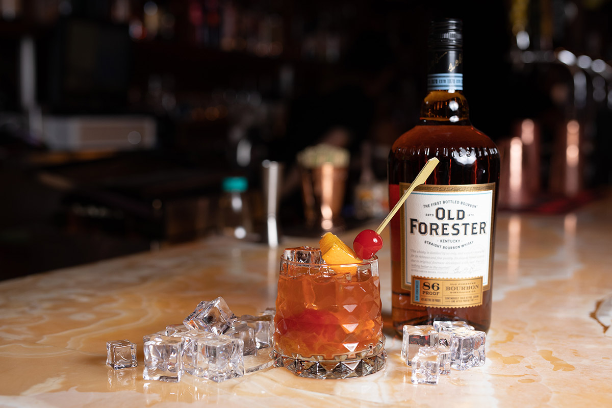 Forester Old Fashioned