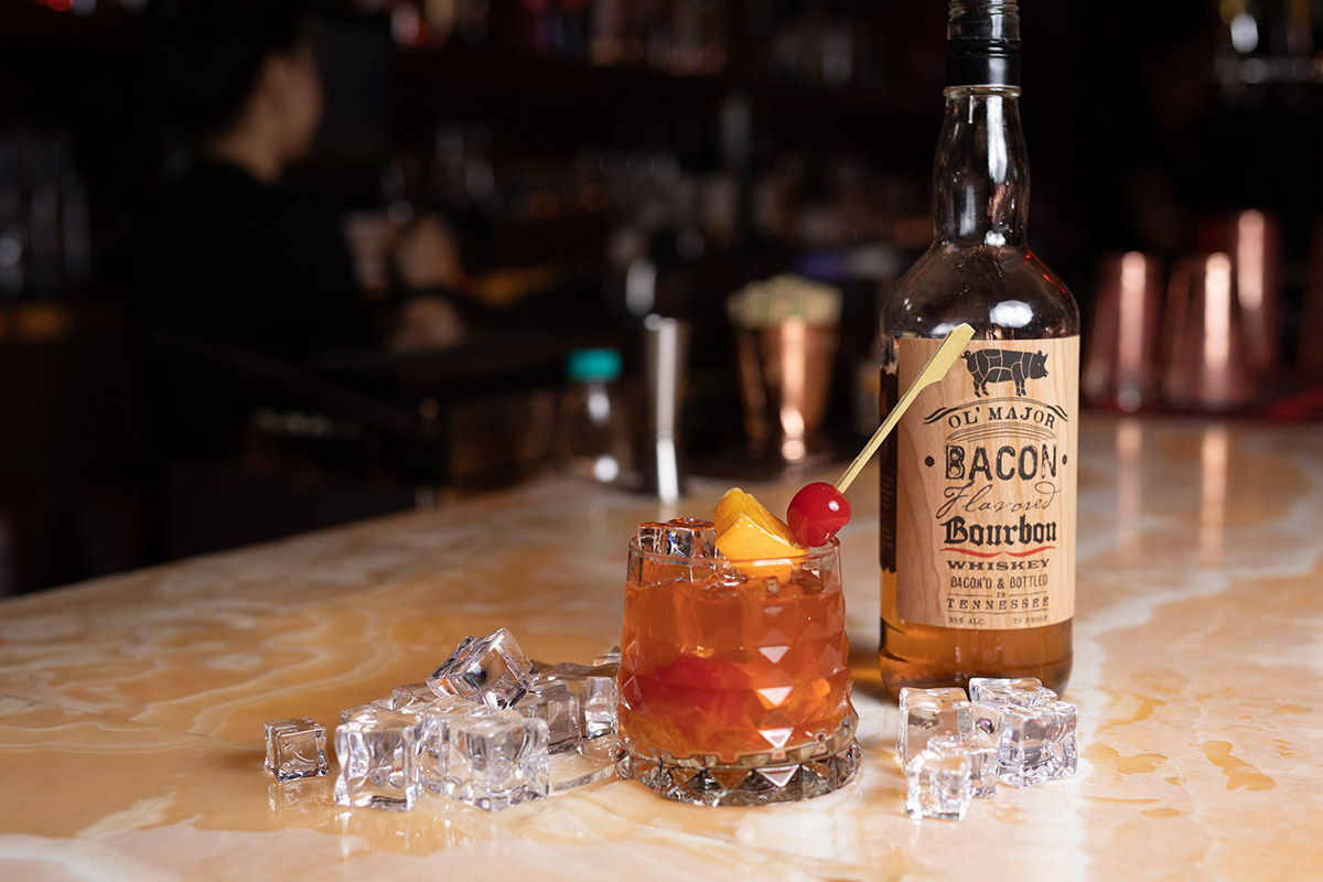 Major Bacon Old Fashioned