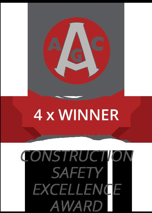 ACG Logo Construction Safety Excellence Award