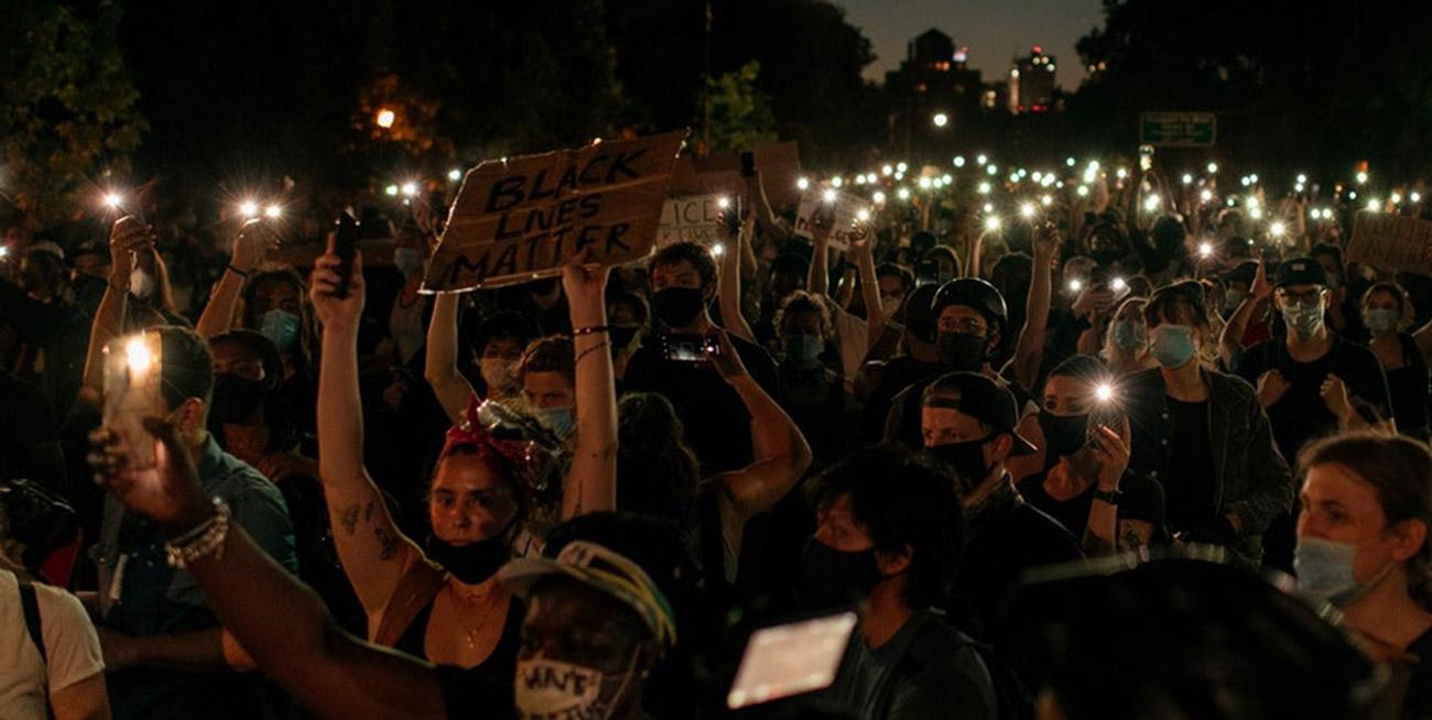 Tulsa Massacre Solemn Candlelight Ceremony