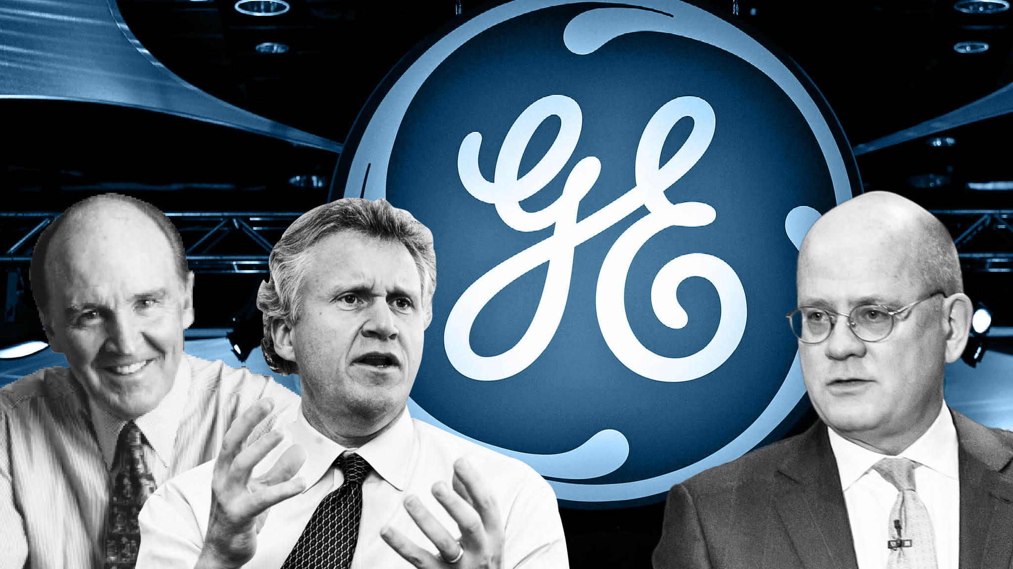 Who turned the lights out? The slow death of General Electric (GE)