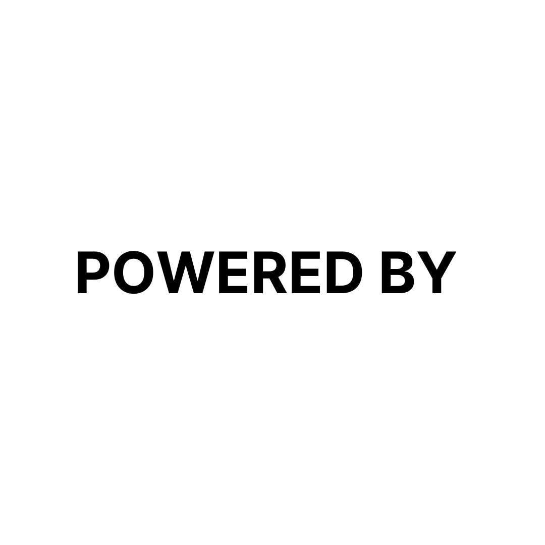 Powered by: