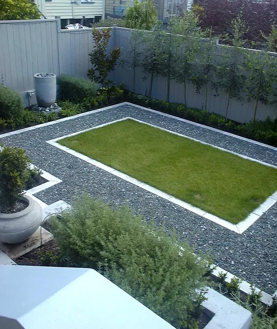 Landscaped formal garden 2
