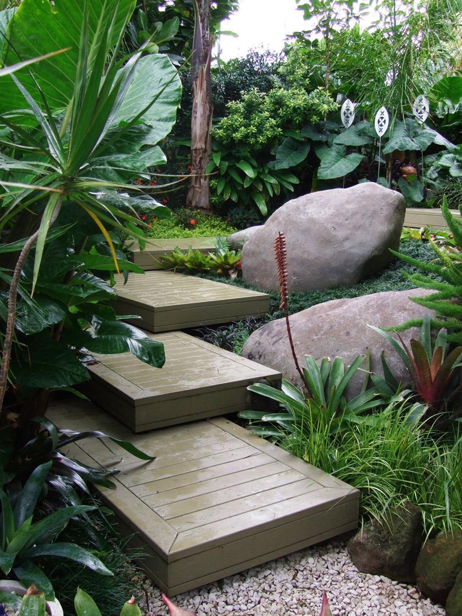 Landscaped garden 2