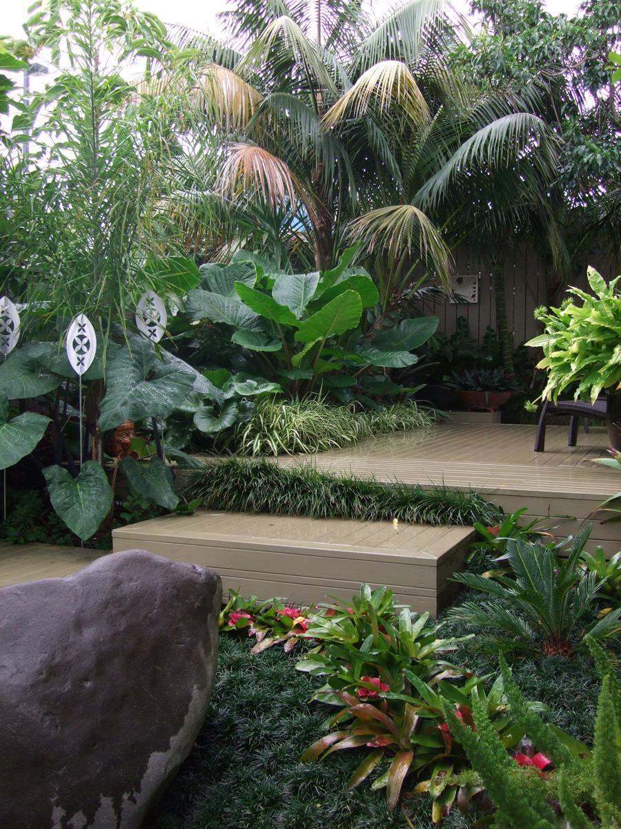 Landscaped garden 3