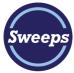 Early Sweeps logo, circle