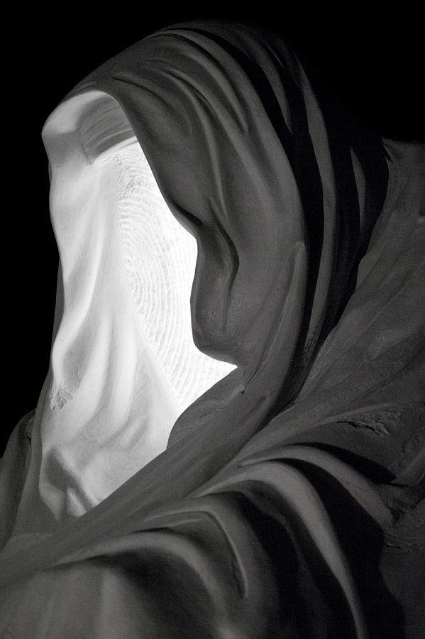 sculpture allégorie de la conscience