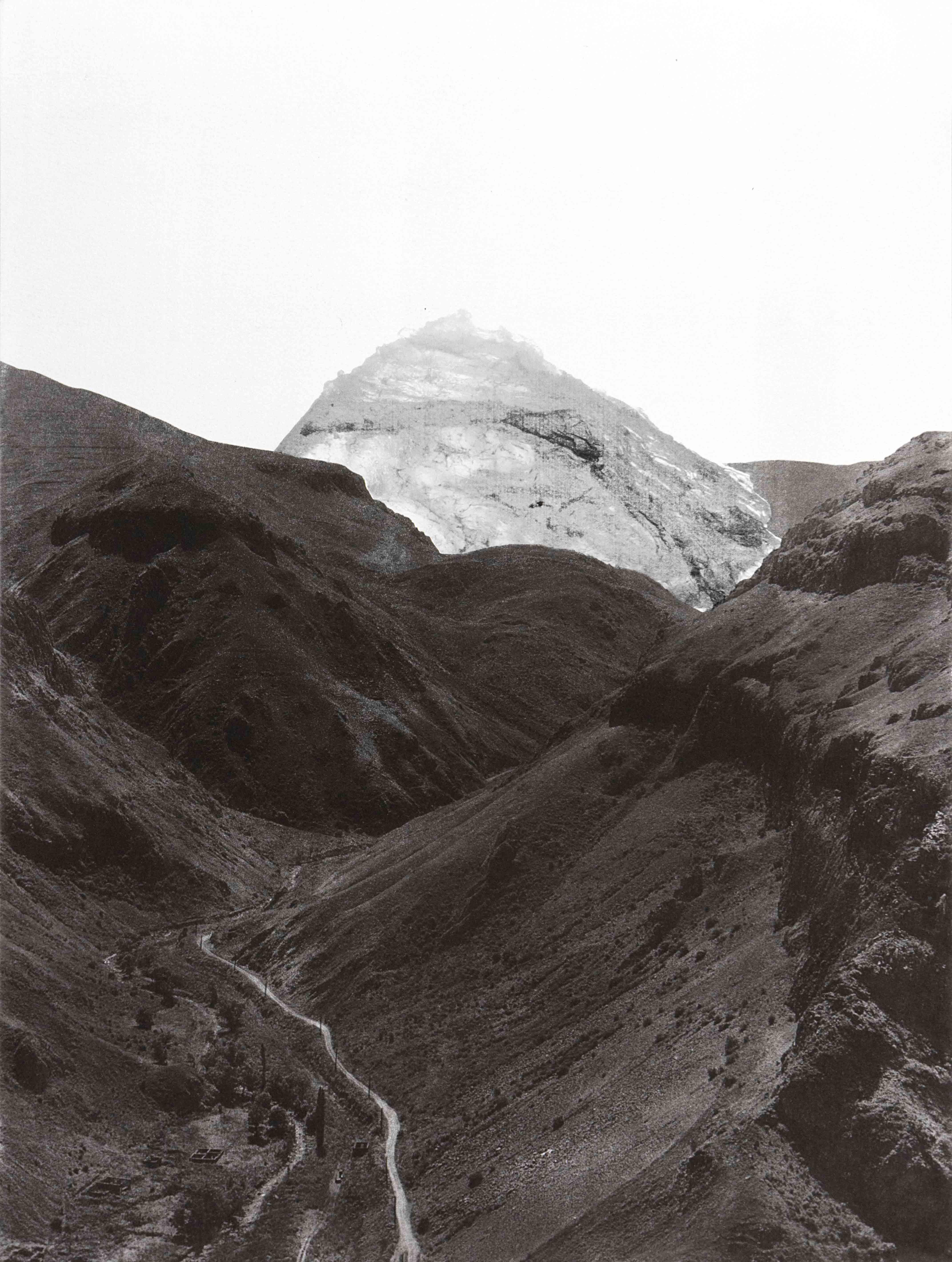 photographie d'une montagne en Arménie