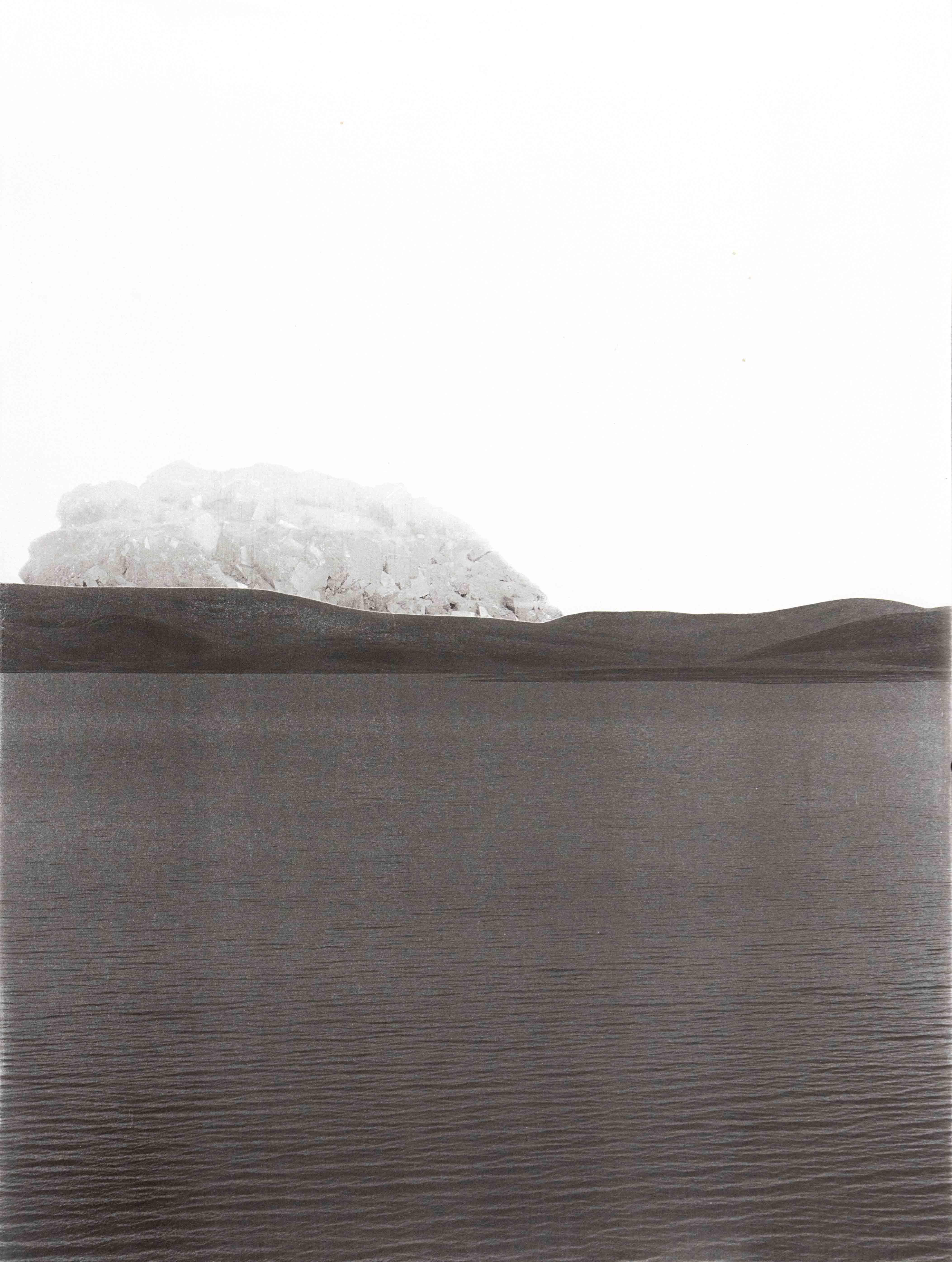 photographie montagne et lac en Arménie