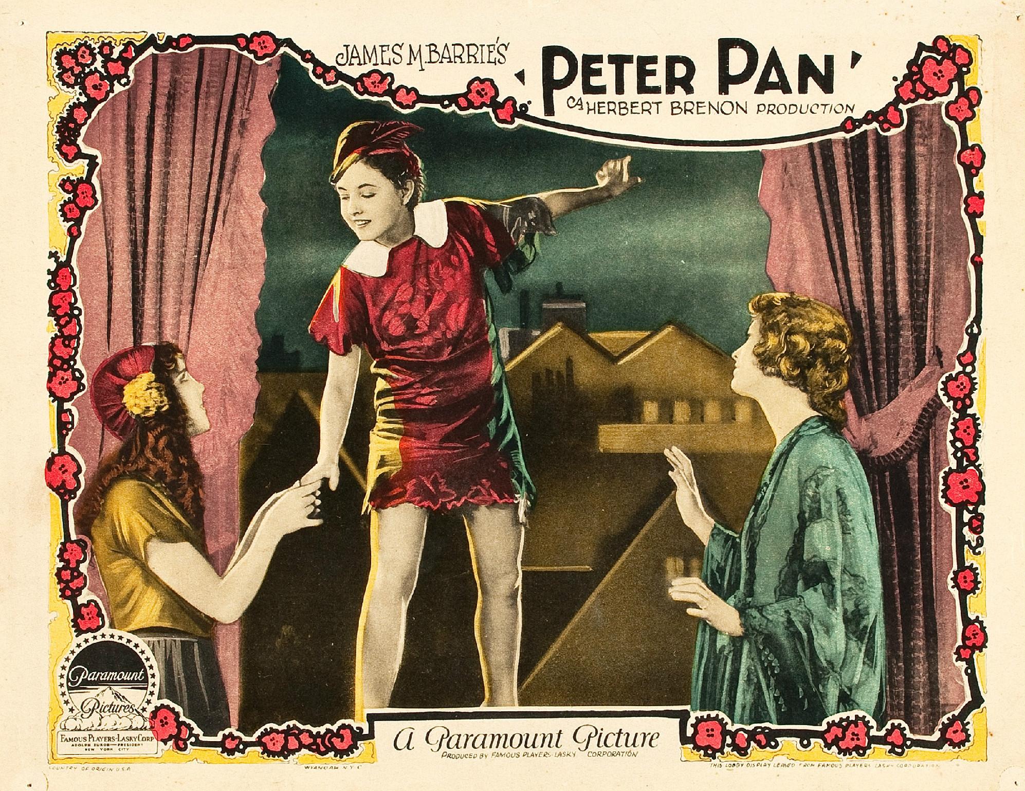 peter pan film