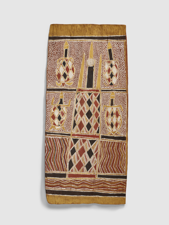 peinture aborigène quai branly
