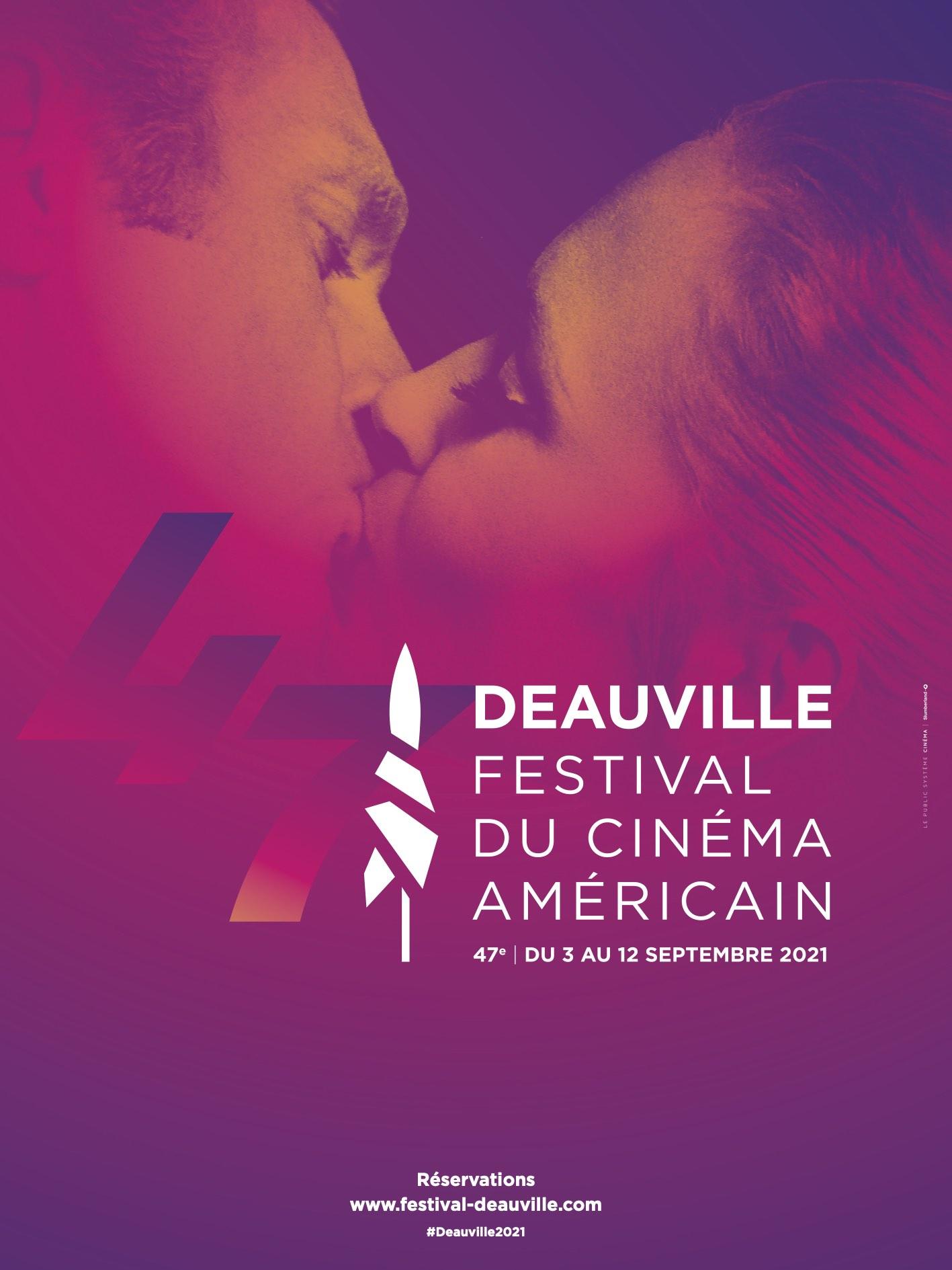 affiche festival deauville