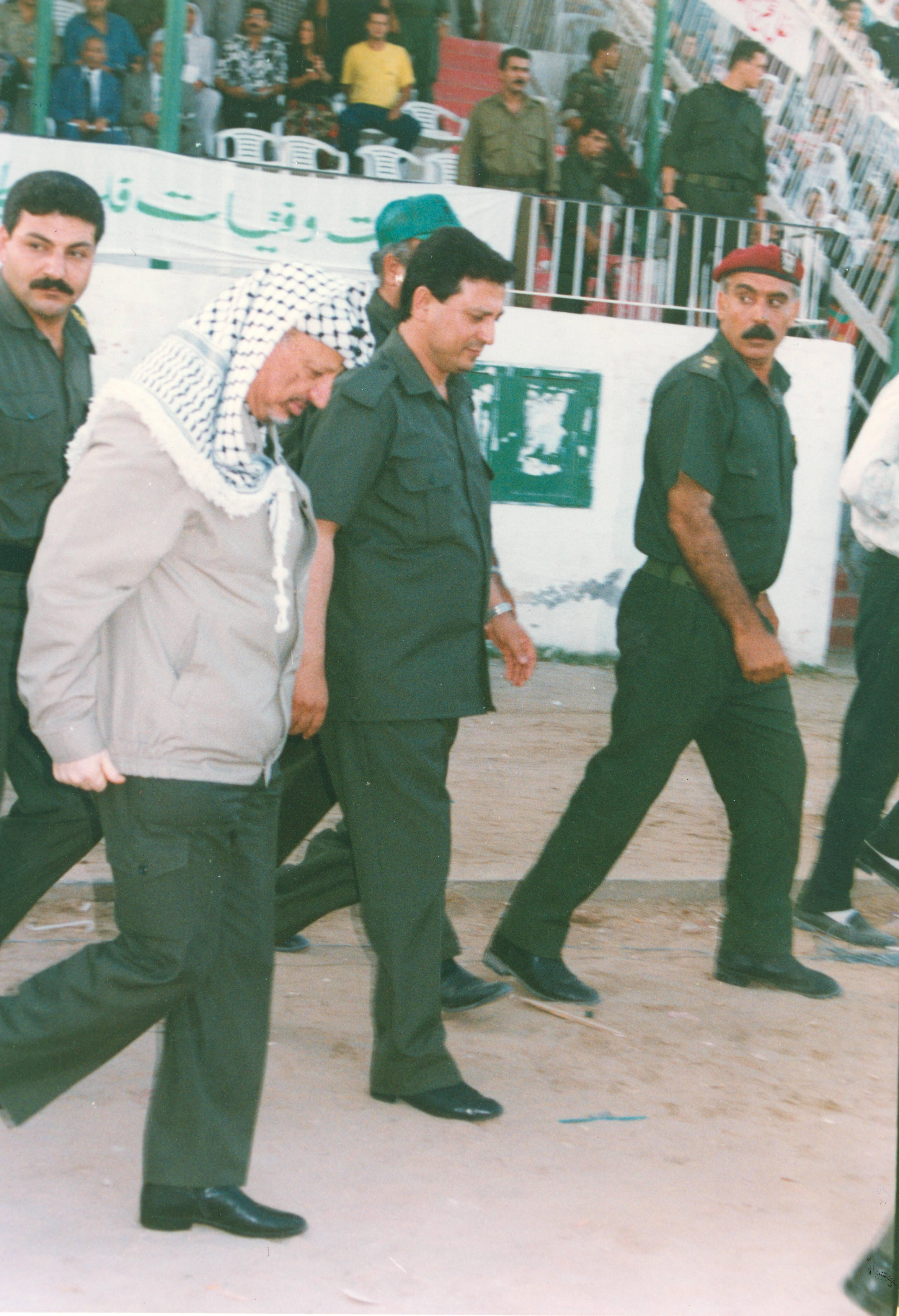 Yasser-Arafat