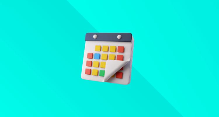 iOS Calendar Push Ads