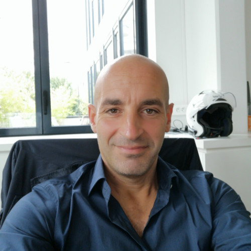 Laurent Boukobza, co-fondateur de sushi gourmet