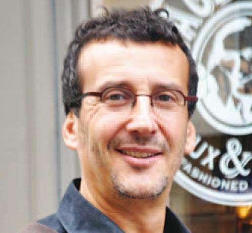 Thierry Veil, co fondateur et CEO de Bagelstein