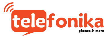Telefonika Ghana logo