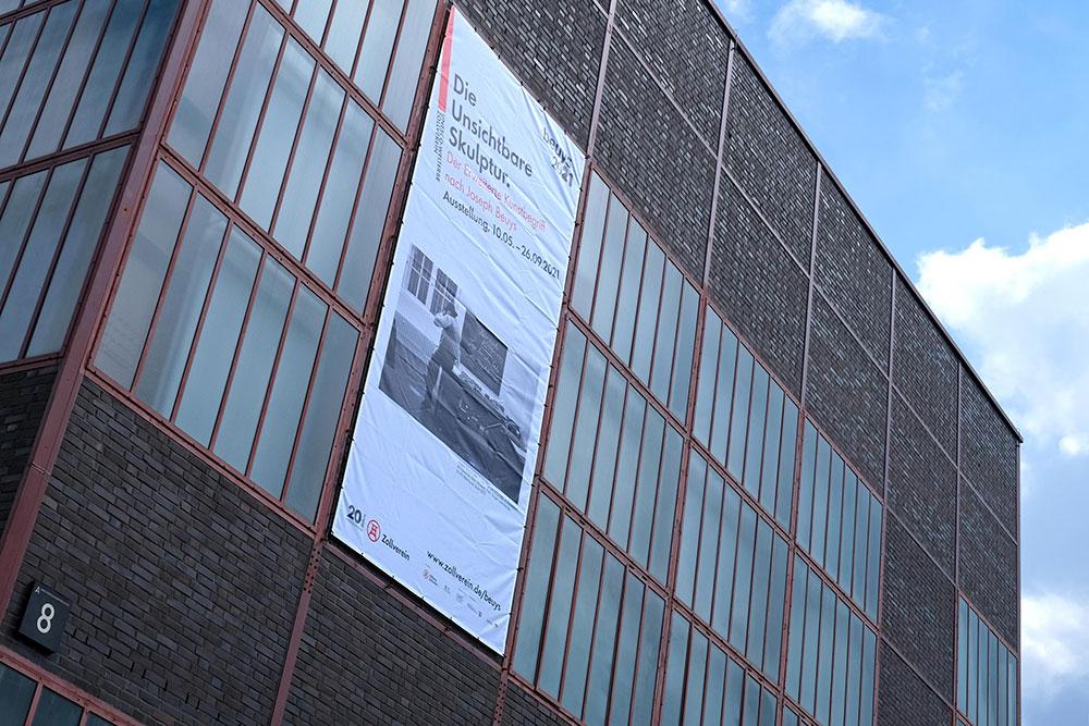 Beuys-Ausstellung auf Zollverein