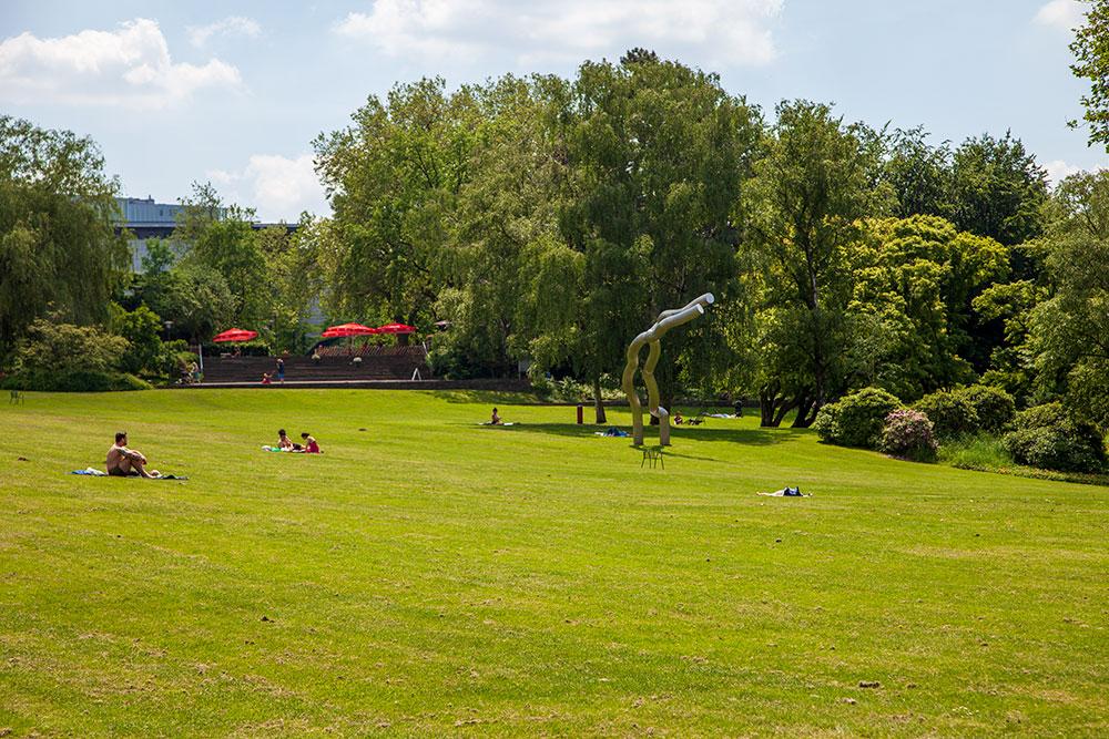 Grugapark: Picknick und mehr