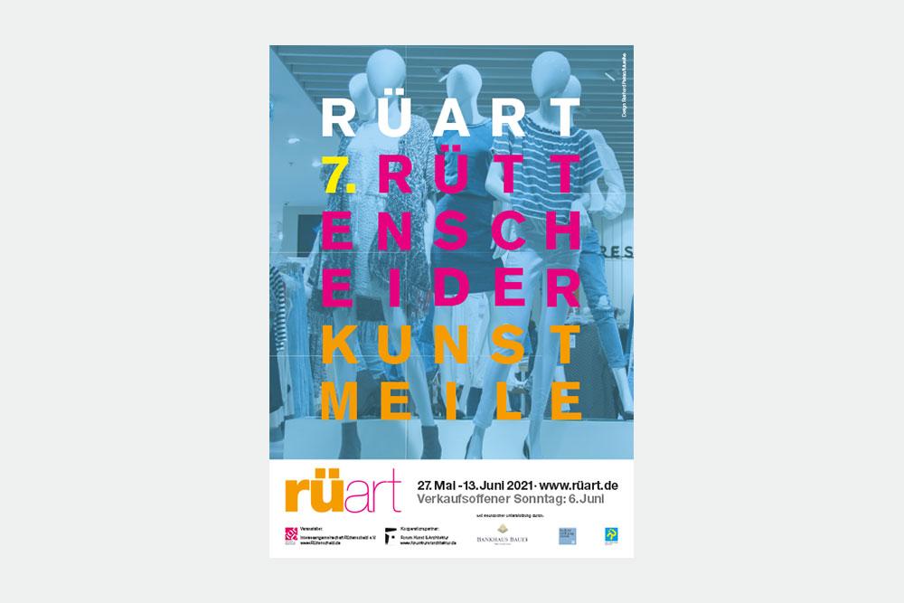 Kunst und mehr bei der RüArt
