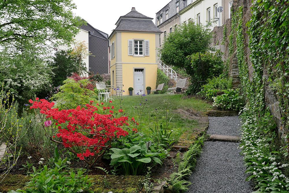 Natur erleben in Gartenhaus Dingerkus