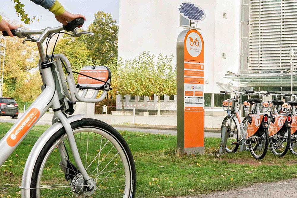 Bikesharing: Schnell und umweltfreundlich in der Stadt unterwegs