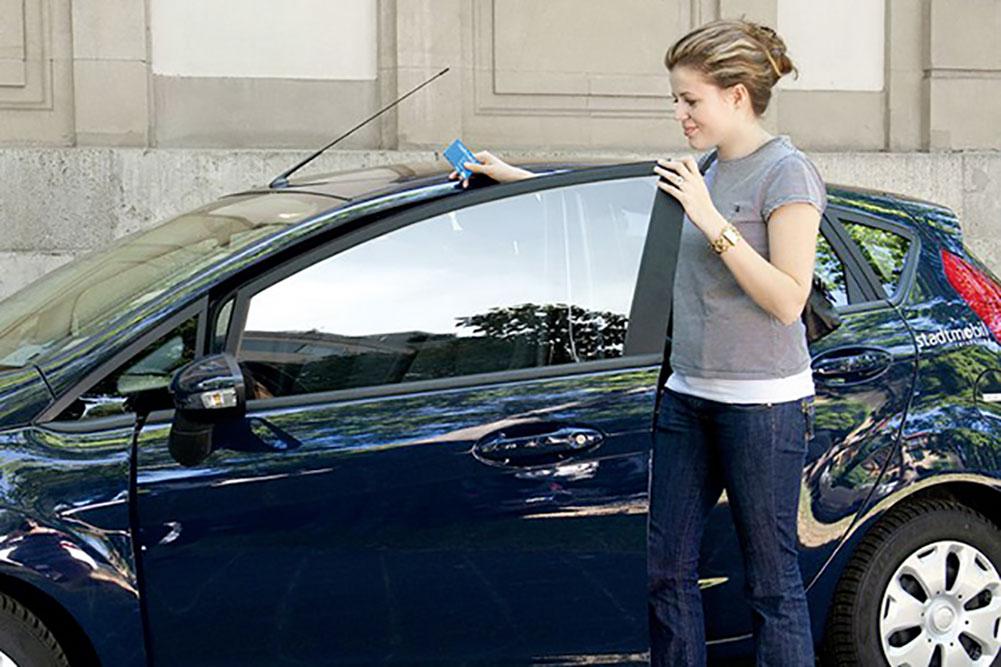 Carsharing statt eigenes Auto