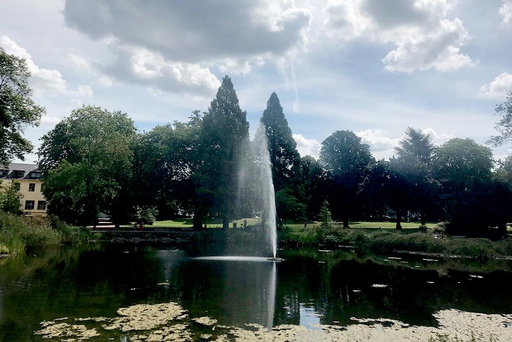Kleine aber feine Stadtgarten-Runde © offguide