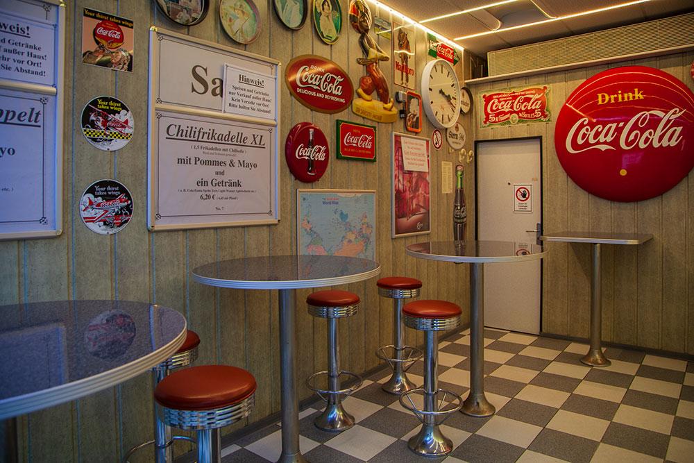 besondere-fotospots-in-essen Retro-Charme in Danny's Diner  © offguide