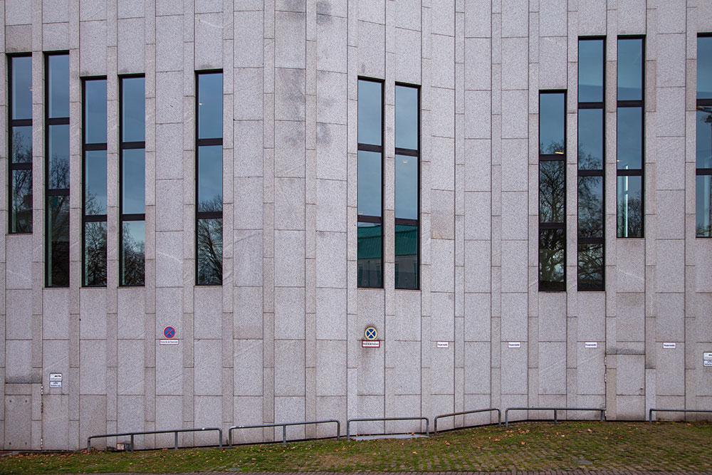 besondere-fotospots-in-essen Skandinavische Architektur am Stadtgarten © offguide