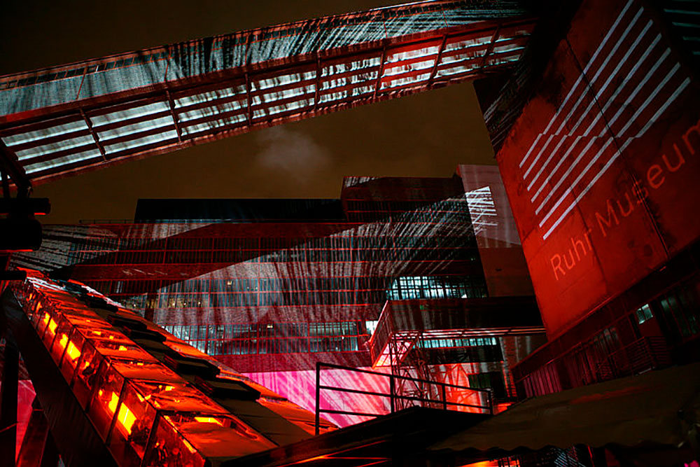 besondere-fotospots-in-essen Rolltreppe Ruhr Museum