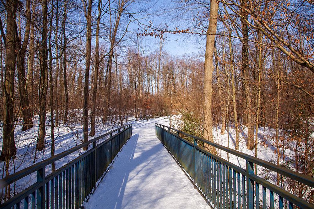 Winterliche Spaziergänge in Essen © offguide