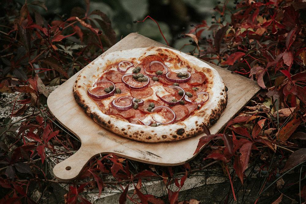 Wie in Neapel: Pizza bei Nola