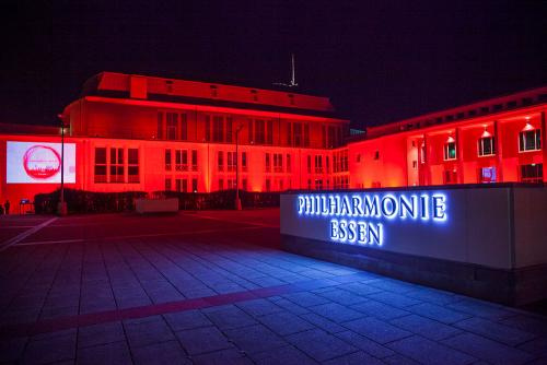 Night of Light Philharmonie Essen © offguide