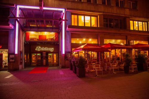 Night of Light Lichtburg © offguide