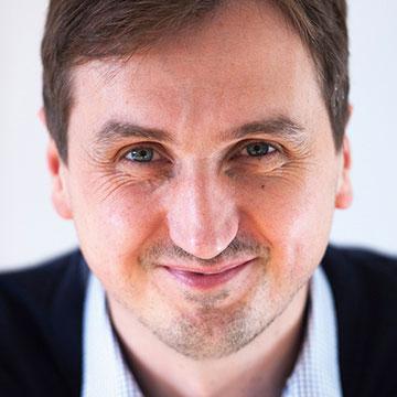 Ideen für die Zukunft von Essen: Interview mit Richard Röhrhoff