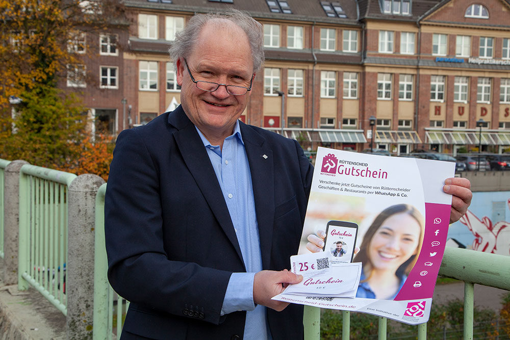 Rüttenschein – Interview mit Rolf Krane von der IGR