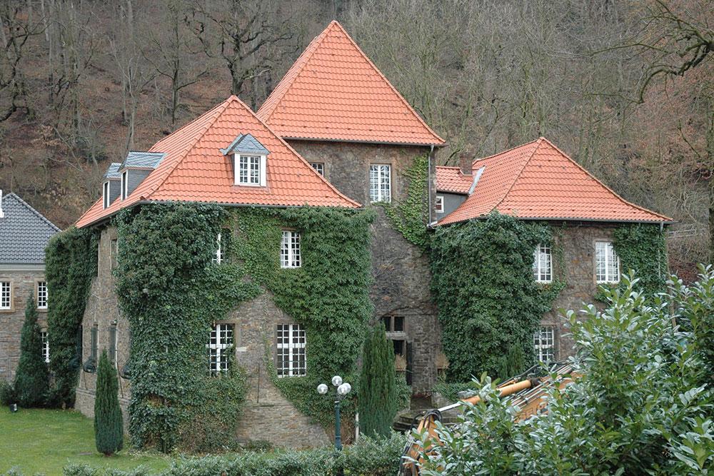 Schöne Schlösser und Burgen in Essen Schloss Baldeney