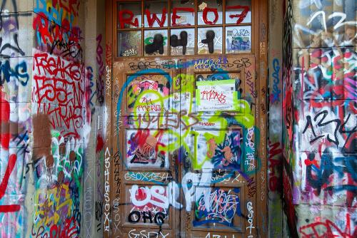 Urban Art in Essen