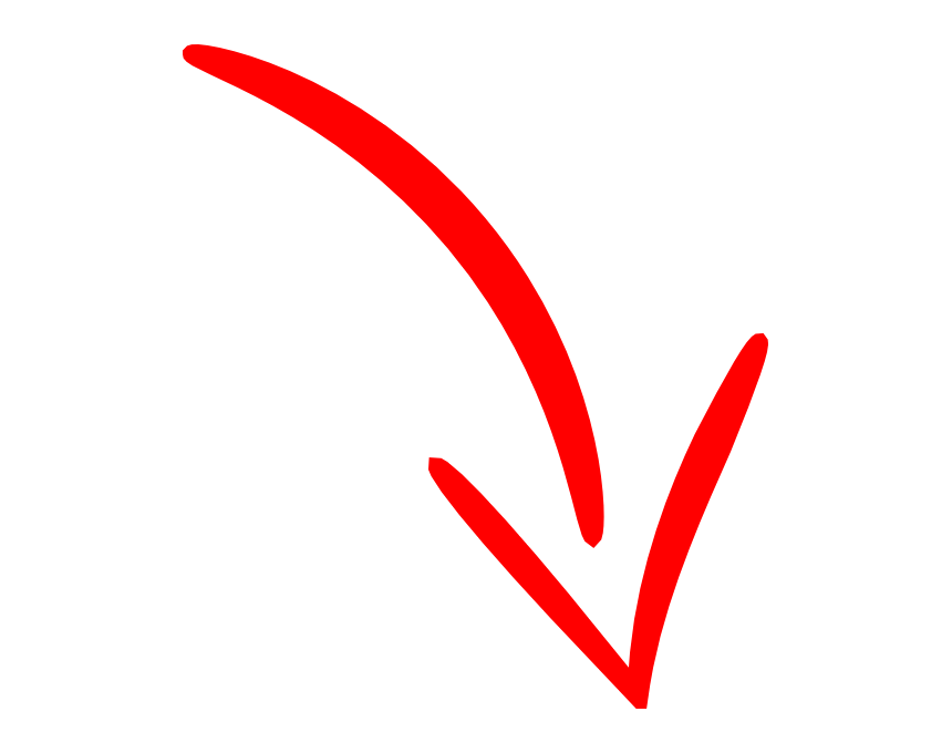 arrow pointing to form