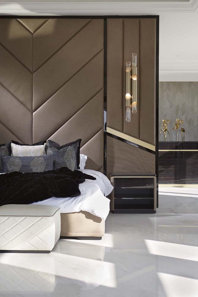 Basal master design bedroom