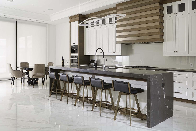 Basal master design kitchen